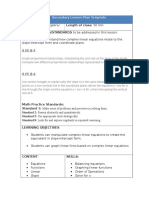 Formal Assessment Lesson Plan