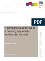 Promoting Pay Equity-Models & Impacts