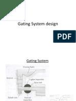 11 Gating System Design