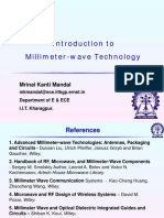 MM Wave Technology Part1 iit lecture