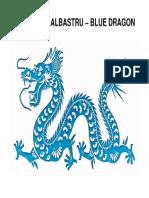 Dragonul Albastru – Blue Dragon
