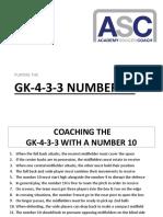 4-3-3Number10FormationEbook