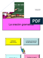 La Oracion Gramatical