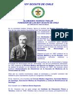 Biografia de Alciviades Vicencio