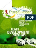 Player Development Guidelines