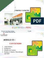20110504-08 Modulo 03 Sistema de Catastro Municipal