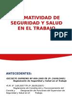 8_Unidad_III_-_Ley_y_Reglamento_de_SST.ppt;filename_= UTF-8''8) Unidad III - Ley y Reglamento de SST