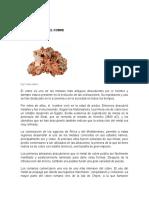 Estudio de Las Propiedades Termodinamicas Del Proceso de Recuperación de Cobre - Copia