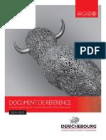 Document de Référence DERICHEBOURG 2014-2015