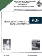 Manual de Practicas Para La Calidad de Las Aguas Residuales