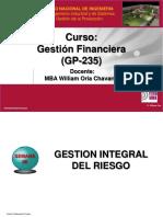 Semana 07 GP235 FIIS UNI Gestion Integral Riesgo