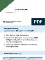 Rakor UN Kemendikbud 22-Desember-2016