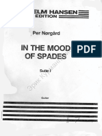 Nørgård - Suite I - In the Mood of Spades