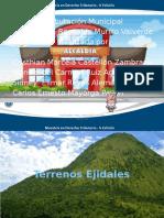 Expo Terrenos Ejidales y Del Procedimiento Administrativo