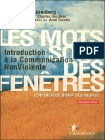 Mots Sont Des Fenetres (Ou Bien s), Les - Rosenberg, Marshall B