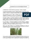Rfi Production Du Sucre de Canne Biologique en Equateur Ingapi