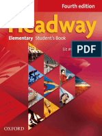 New Headway Elementary 4th Edition Student Book
