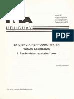eficiencia reproductiva
