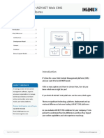 White Paper_Evaluation Guide for ASP.net Web CMS and Experience Platforms