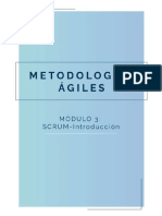 MOOC Metodologias Agiles M3