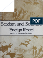 Evelyn Reed - Sexism & Science - Pathfinder Press (1978)