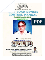 Unit Load Devices Control Manual