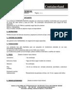 Especificación Técnica Containers Standard