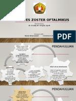 Herpes Zoster Oftalmikus