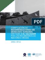 CompilacionRecomendaciones2006_2014