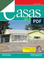 Casas de El Paso - Julio 2010