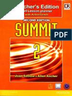 283065917 05 Summit 2 Teachers Book