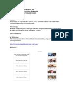 Diagnóstico Para Inglés Grado Séptimo