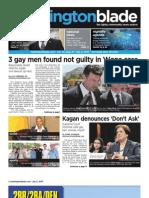 washblade.com – vol. 41, issue 27 – july 2, 2010