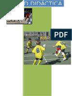 Unidad Didactica Futbol Sala
