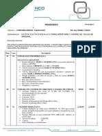 PV-0138-11 Unidad Electrohidraulica Caudalosa
