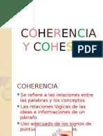 Coherencia y Cohesion