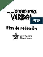 Plan de Redacción 2ºgrado Primaria