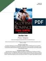 The Mammoth Book of Scottish Romance - Jackie Ivie - Para Sempre Cavaleiro (Talionis)