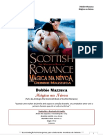 The Mammoth Book of Scottish Romance - Debbie Mazzuca - Mágica Na Névoa (Talionis)