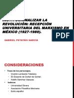 Inserción en La Academía en México