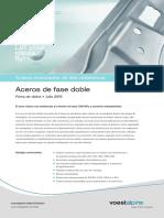 Datenblatt Dualphasen ESP 1607
