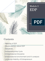 Module 3 EDP