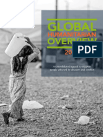 OCHA Global Humanitarian OVERVIEW 2015