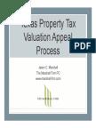 Propertytax Valuation Process