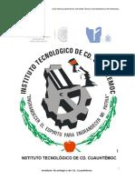 Guia Informe Tecnico Para Residencias Itcc