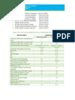Informe 11 - Preparacion Lechada Cemento