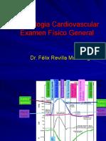 Semiologia Cardiovascular 2013