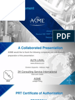 ASME Comformity Assessment Presentation