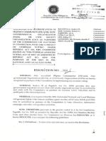 Overseas Voting (COMELEC Resolution No. 10036)