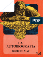 May Georges - La Autobiografia